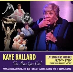 Kaye Ballard The Show Goes On