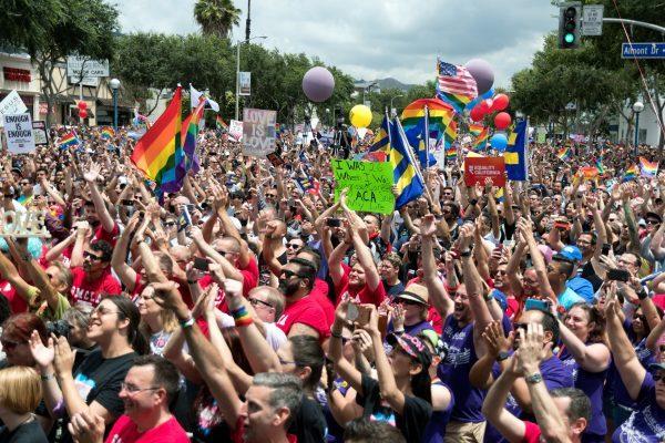 LA Pride West Hollywood