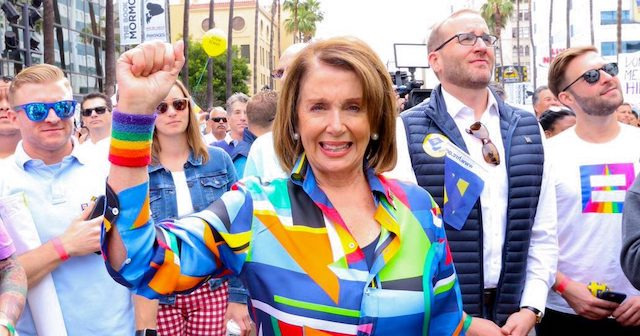 Nancy Pelosi Pride