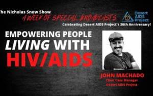 Nicholas Snow Show John Machado