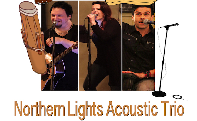 Northern Lights Acoustic Trio at Streetbar  | Gay Desert Guide Palm