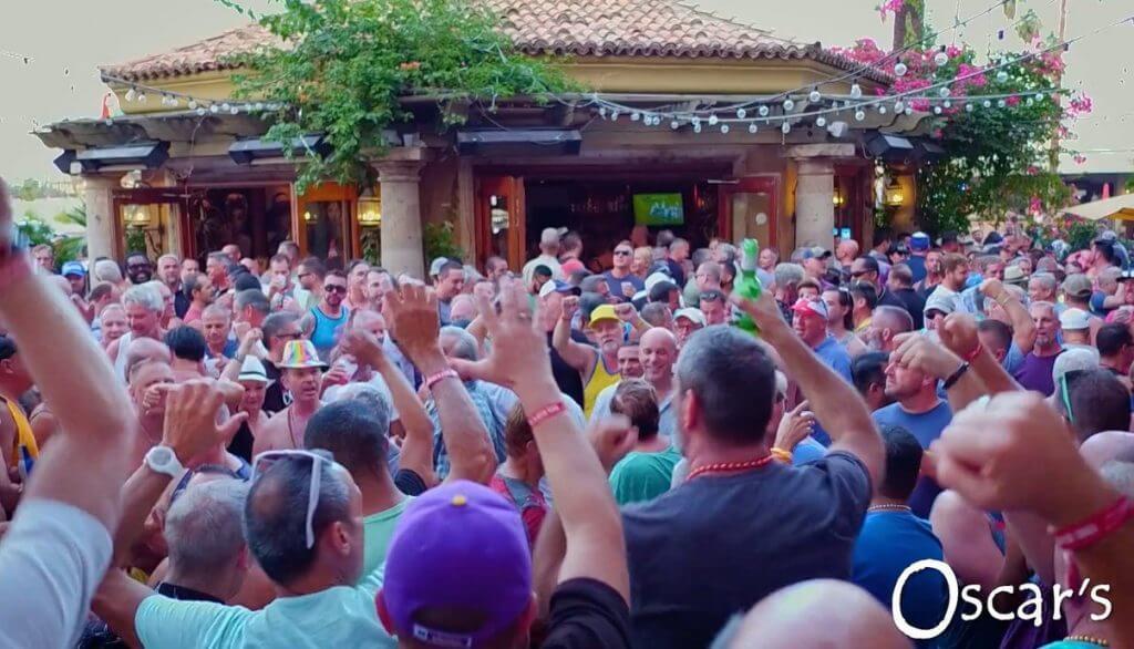 Gay Restaurants Palm Springs