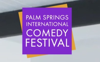 Palm Springs International Comedy Festival Logo