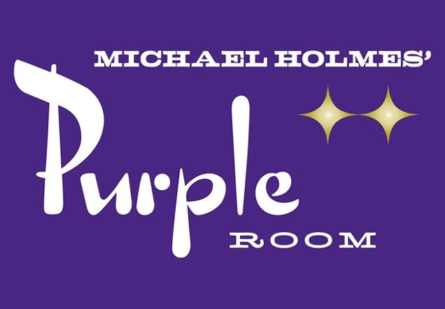 Michael Holmes' Purple Room