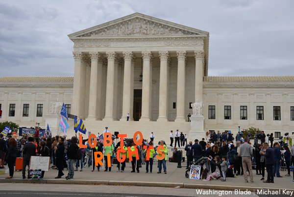 Supreme Court LGBTQ Workers Rights