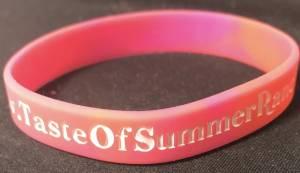 Taste of Summer Rancho Wristband