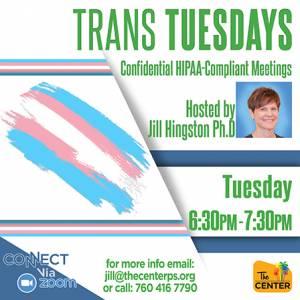 Trans Tuesdays Square