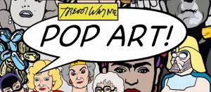 Trevor Wayne Pop Art