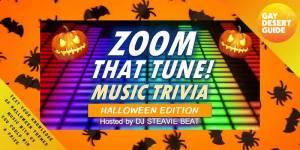 Zoom that Tune Halloween