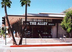 The Alley Gay Desert Guide Palm Springs