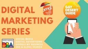 Gay Desert Guide Digital Marketing Series