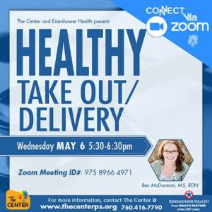 Healthy Take Out Delivery Eisenhower Health