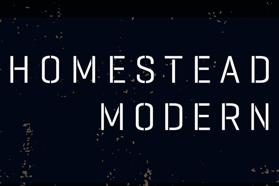 Homestead Modern