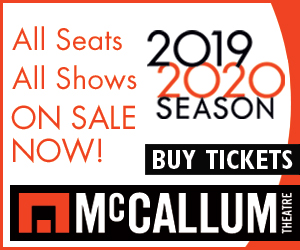 McCallum 2019-2020 Season