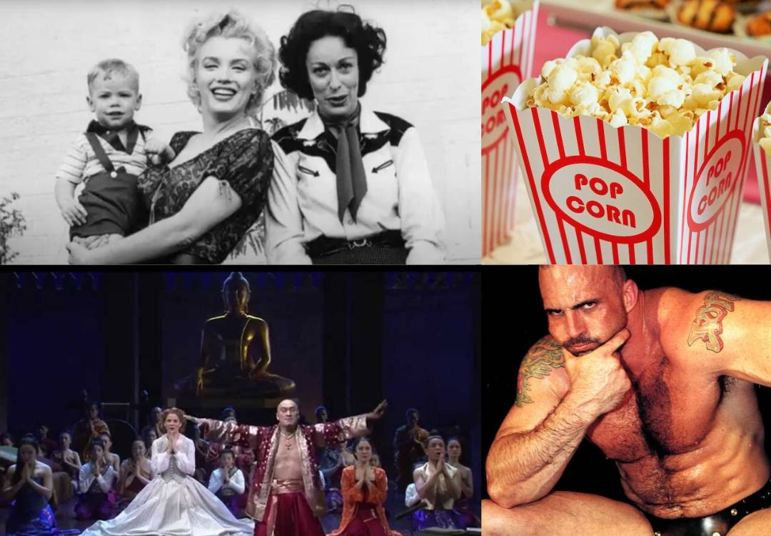 This Week in Gay Palm Springs Collage May 15 2020