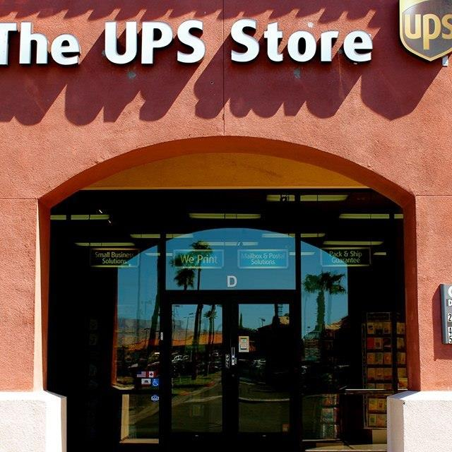 UPS Store #5062 Desert Hot Springs