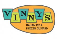CLOSED - Vinny's Italian Ice and Frozen Custard